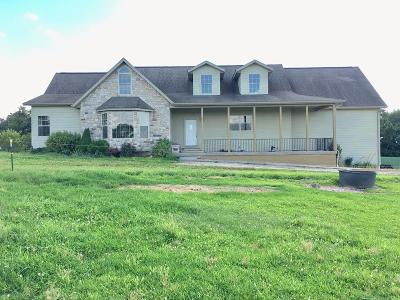 Single Family Home For Sale: 5616 W. St. Hwy 76
