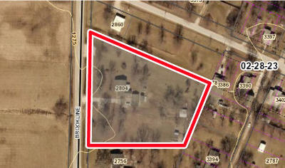 Republic Residential Lots & Land For Sale: 2804 North Brookline Avenue