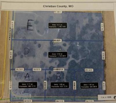 Nixa Residential Lots & Land For Sale: Tbd Lot A West Mount Vernon Street