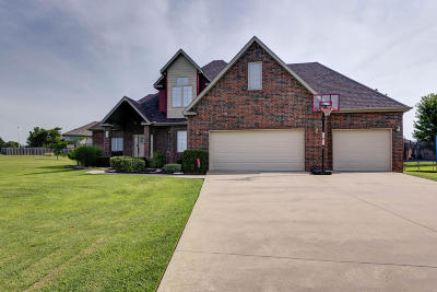 Rogersville Single Family Home For Sale: 524 Quail Run
