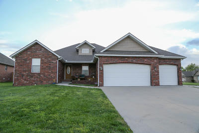 Willard Single Family Home For Sale: 209 Meadowlark