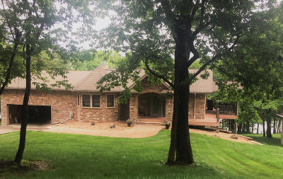 Branson West Single Family Home For Sale: 120 Trails End Street