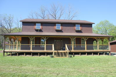 Webster County Single Family Home For Sale: 2985-A Matney Hollow Road