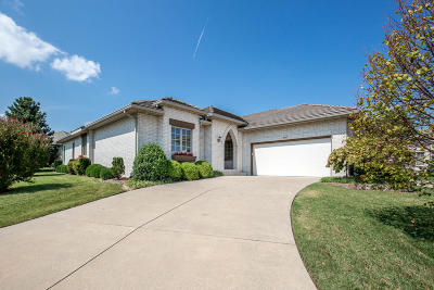 Springfield Single Family Home For Sale: 3967 East Villa Way