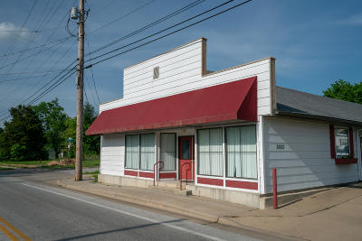 Greene County Commercial For Sale: 2618-2622 North National Avenue