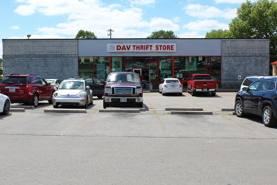 Greene County Commercial For Sale: 1749 South Campbell Avenue