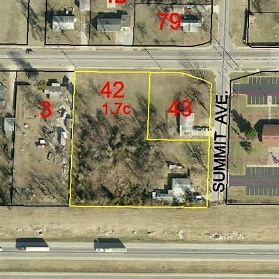 Greene County Commercial For Sale: 2933 North Summit Avenue