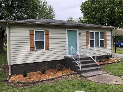 Monett Single Family Home For Sale: 443 West Cale Street