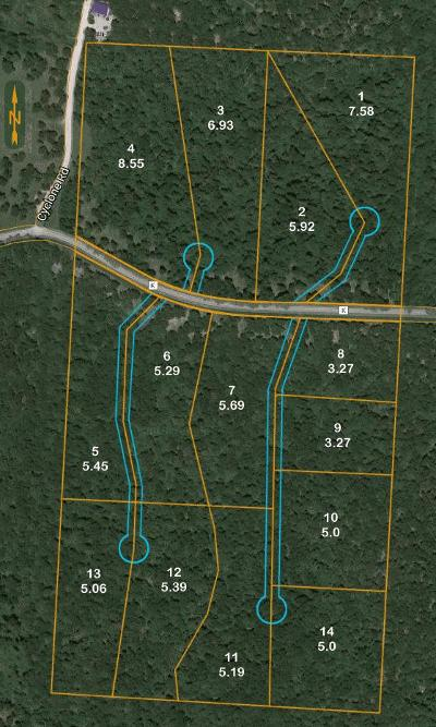 Pineville MO Residential Lots & Land For Sale: $39,375