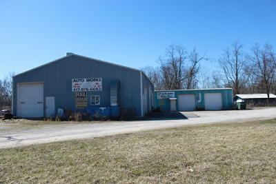 Commercial For Sale: 3060 South Highway 32