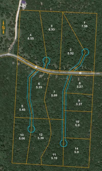 Pineville MO Residential Lots & Land For Sale: $33,600
