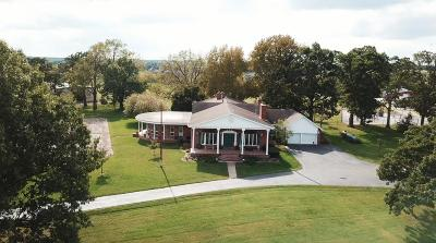 Christian County Single Family Home For Sale: 3671 South State Hwy P