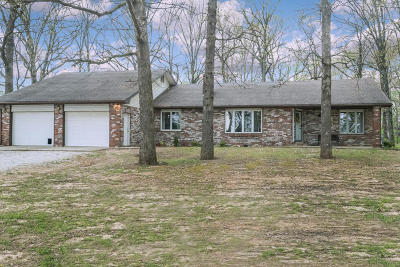 Strafford Single Family Home For Sale: 3861 North Field Crest Lane