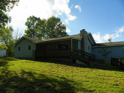 Webster County Single Family Home For Sale: 579 State Highway F