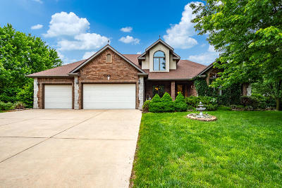 Ozark Single Family Home For Sale: 2706 North Skyview Lane