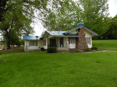Cassville Single Family Home For Sale: 604 Old Exeter Road