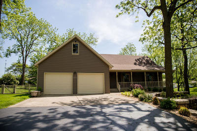 Single Family Home For Sale: 2074 North Carriage Drive