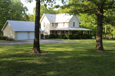 Pomona Single Family Home For Sale: 4244 County Road 4450