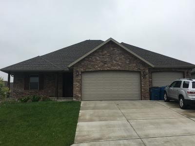 Nixa MO Single Family Home For Sale: $205,000