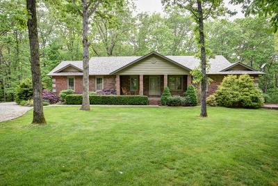 Webster County Single Family Home For Sale: 319 Rebas Oak Loop