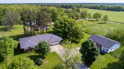 Single Family Home For Sale: 13961 Cattail Road