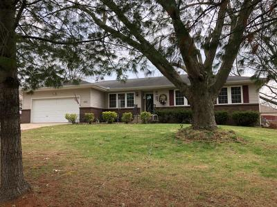 Christian County Single Family Home For Sale: 420 South Harrison Street