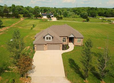Greene County Single Family Home For Sale: 4186 South Zion Lane