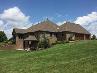 Springfield Single Family Home For Sale: 863 North State Hwy 125