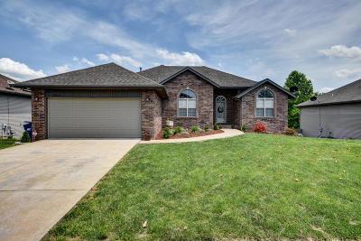 Ozark MO Single Family Home For Sale: $229,900
