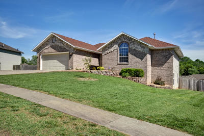 Springfield MO Single Family Home For Sale: $264,900