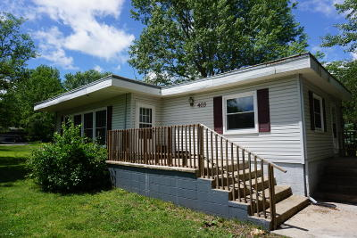 Nixa Single Family Home For Sale: 403 Elm Street