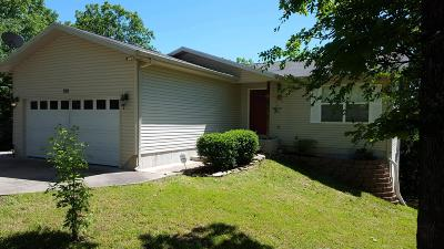 Branson Single Family Home For Sale: 198 White Drive