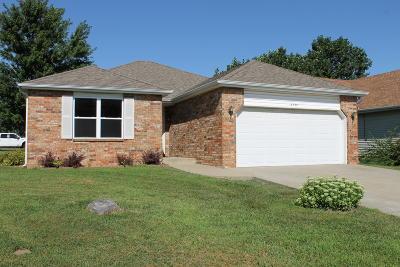 Bolivar Single Family Home For Sale: 2791 South Hartford Street
