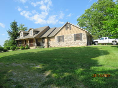 Ava Single Family Home For Sale: 9260 State Highway O