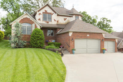 Springfield Single Family Home For Sale: 1256 Hayden Court