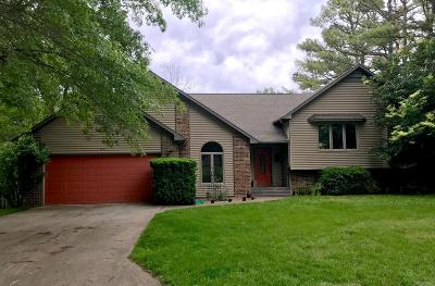 Bolivar Single Family Home For Sale: 1121 Woodland Circle
