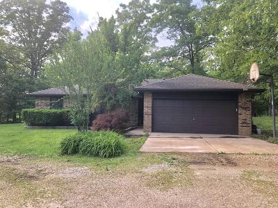 Rogersville Single Family Home For Sale: 1454 Peck Hollow Road