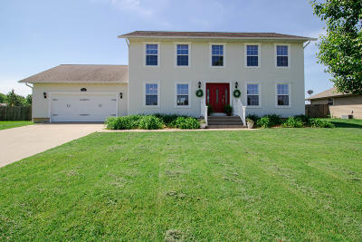 Strafford, Willard Single Family Home For Sale: 413 East Magnolia Court