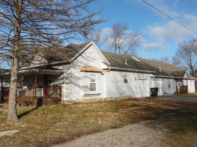 Aurora Multi Family Home For Sale: 301 Jasper Street