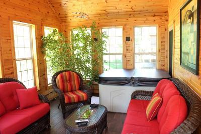 Branson West MO Half Duplex For Sale: $229,700