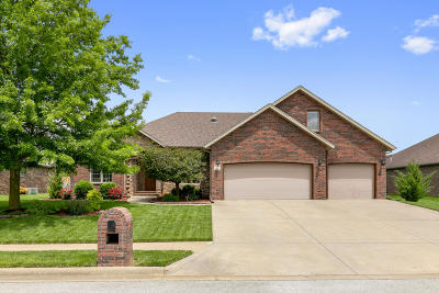 Nixa, Ozark Single Family Home For Sale: 1005 Glacier Court