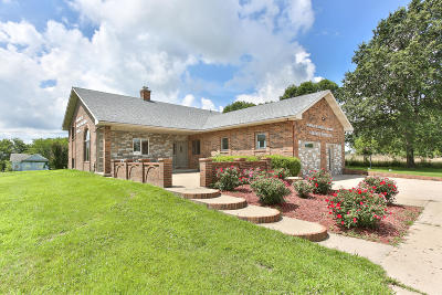 Polk County Single Family Home For Sale: 4545 South 132nd Road