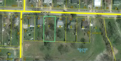 Residential Lots & Land For Sale: 326 West North Street