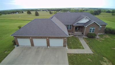 Single Family Home For Sale: 4614 South 34th Road
