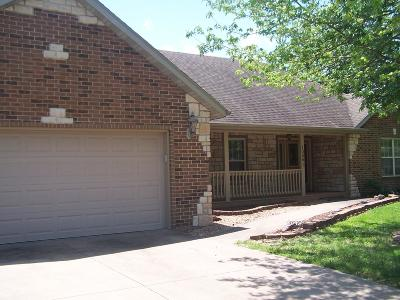 Ozark Single Family Home For Sale: 1006 East Waterford Boulevard
