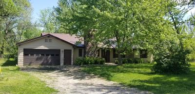 Single Family Home For Sale: 5730 North Highway 19