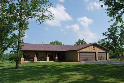 Single Family Home For Sale: 14848 Kinderpost Road