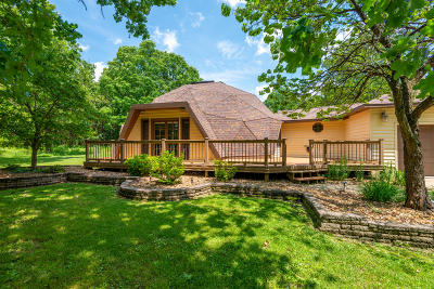 Marshfield Single Family Home For Sale: 536 Settlers Trail Road