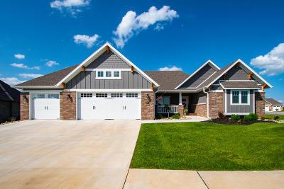 Nixa Single Family Home For Sale: 865 East Edenmore Circle