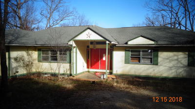 Single Family Home For Sale: 453 State Hwy Ee